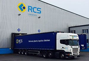 image: Rhenus German UK freight logistics supply chain RCS takeover acquisition