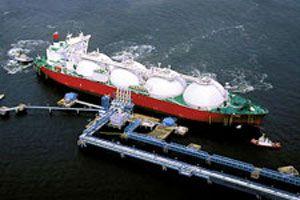 image: China logistics bulk carrier vessels LNG ships tonnes