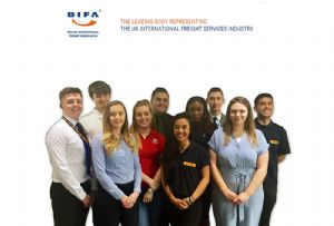 image: UK, BIFA, freight, forwarding, apprenticeship, young, forwarders, network,