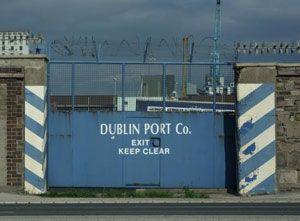 image: Ireland freight forwarding shipping port quarterly iShip Index Maritime Development Office (IMDO)