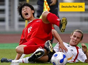 image: DHL freight logistics unions Women World Cup