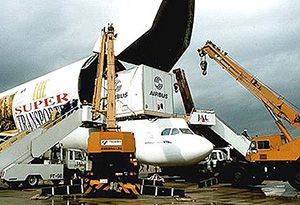 image: IATA The International Air Freight Transport Association Cargo tonne kilometres