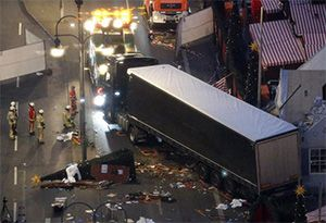 image: UK London TfL Security and Counter Terrorism trucks FORS scheme eLearning module