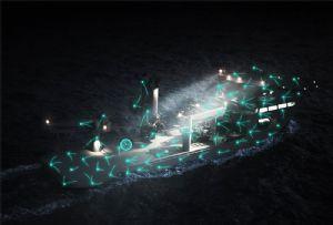 image: Norway, Trinidad, BP, wind farm, oil rig, POB, muster station, staff, offshore, multipurpose, vessel,