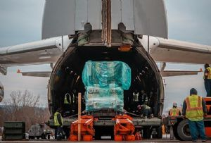 image: US, Germany, Antonov, airlines, DHL, global, forwarding, air cargo, freight, virus, Covid-19, pandemic,