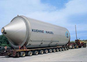 image: Swiss Freight Forwarding and Logistics Group regional management Kuehne + Nagel