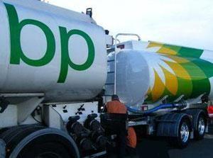 image: UK BP DHL tanker driver strike freight crime road haulage fuel