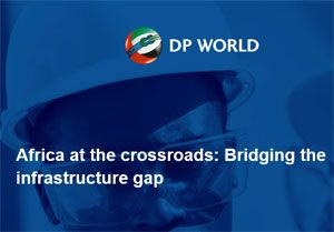 image: Africa DP World shipping freight forwarding global business forum logistics