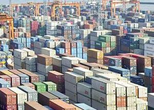 image: US West Coast dock port dispute longshoremen labour go slow freight shipping PMA ILWU
