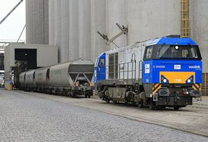 image: RFG UK France HS1 rail freight cross channel cargo