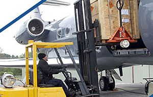 image: Libya Iraq Afghanistan air freight cargo carrier Starlight charter