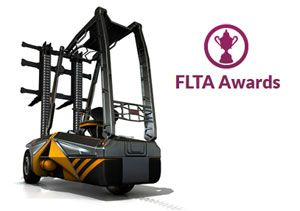 image: UK supply chain fork lift truck materials handling awards
