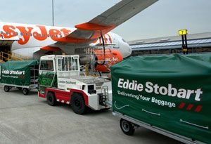 image: UK Eddie Stobart group road haulage logistics