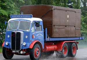 image: UK road haulage freight forwarding logistics Hull Felixstowe warehousing John Good Trans European port