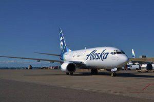 image: Alaska Air 737 freighter Israeli air cargo