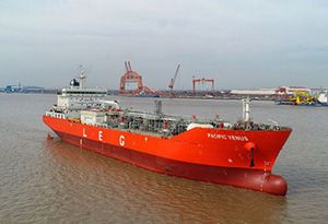 image: China Finland CIMC Sinopacific Offshore & Engineering W�rtsil� ship carrier vessel
