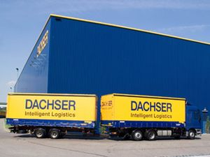 image: Dachser freight logistics Asia