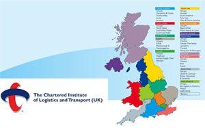 image: UK CILT transport logistics awards air freight recruitment