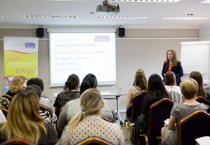 image: UK women logistics everywoman Academy transport