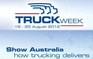 image: Australia TruckWeek road haulage operators trucking