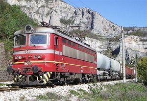 image: Bulgaria rail freight BDZ cargo Siemens Debt KfW Borisov