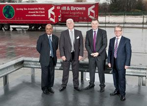 image: UK freight forwarding global logistics Hull Enterprise Partnership