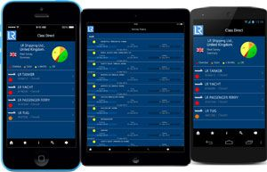 image: Lloyd�s Register UK shipping app fleet management Navios Thenamaris