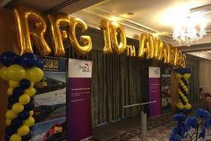 image: RFG Awards rail freight haulage