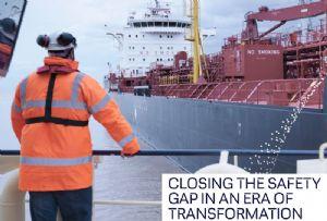 image: Norway, DNV, GL, Digitalisation, Decarbonisation, Shipping, safety, white paper, dangers,