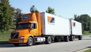 image: US truck haulier YRC