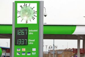 image: FairFuelUK fuel duty oil costs cycling walking virus independent review