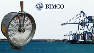 image: BIMCO TEU bulk and container freight tanker shipping environment pirate maritime vessel