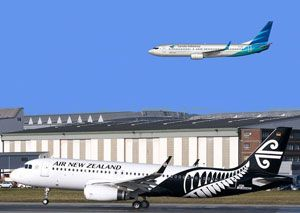 image: New Zealand air freight Garuda cargo airlines Australia Federal Court colluded fuel surcharges