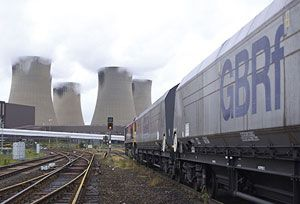 image: Eurotunnel Europe rail freight cargo carriage Channel Tunnel