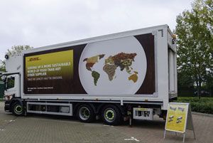 image: DHL Deutsche Post freight logistics IT failed project