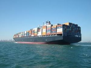 image: ship, shipping, container, INTTRA, booking, freight, logistics, global, trade, industry