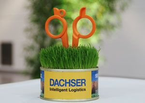 image: Germany freight forwarding supply chain green solutions stored collected stock Dachser spogagafa 2014