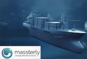 image: Norway autonomous vessels shipping maritime logistics Wilhelmsen and Kongsberg supply chain