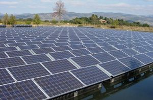 image: China solar panel logistics supply chain global DHL