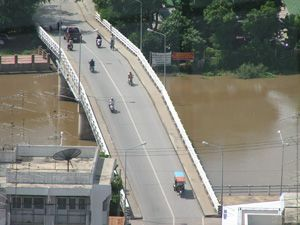 image: Panalpina road haulage truck air freight ocean China Vietnam Laos Thailand LCL