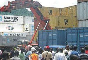 image: Ebola virus Viral Haemorrhagic Fever merchant shipping operators Maritime & Coastguard Agency Africa UK Sierra Leona Liberia