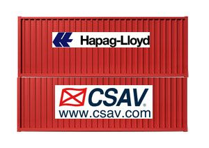 image: Mexico CSAV Hapag Lloyd container shipping lines freight agreement