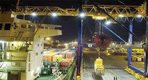 image: Port Management Group Volumes Tilbury Container Services bulk liquid cargo volumes
