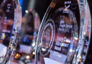image: UK BIFA freight forwarding shipping awards The Brewery Chiswell Street