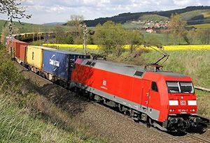 image: UK Europe freight rail cargoes passenger Rastatt Tunnel collapse ERFA RFG Lord Tony Berkeley