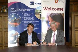image: PD Ports,