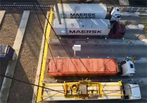 image: UK Dubai Thames London Gateway deep water container port half a billion pounds