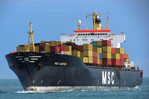 image: MSC London Gateway MSC Mediterranean Shipping Company West Africa container deep water port