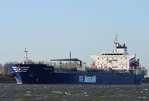 image: US Green Sky chemical tanker flag of convenience magic pipe oily bilge waste pollution