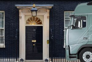 image: UK, RHA, road, haulage, disaster, commercial, driver, shortage, letter, logistics,